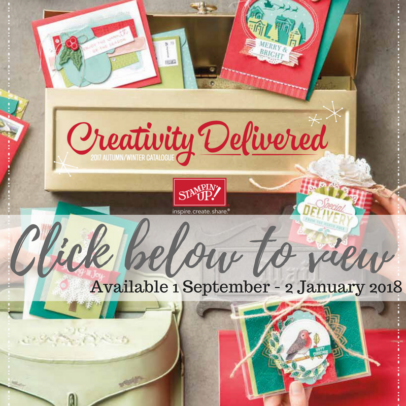 StampinUp Catalogs