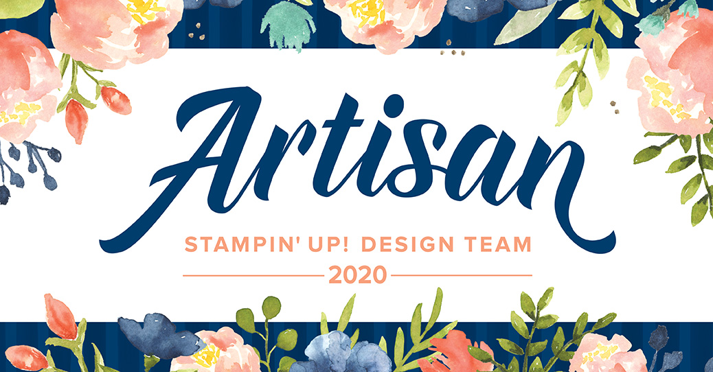 Artisan Stampin Up! 2020!