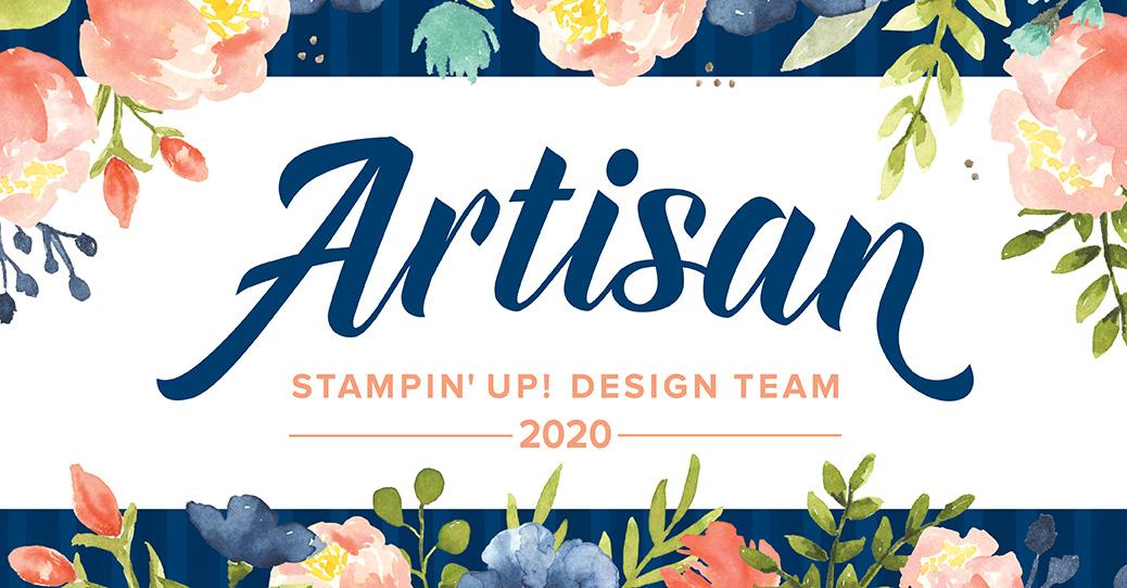 Artisan Stampin Up! 2020!