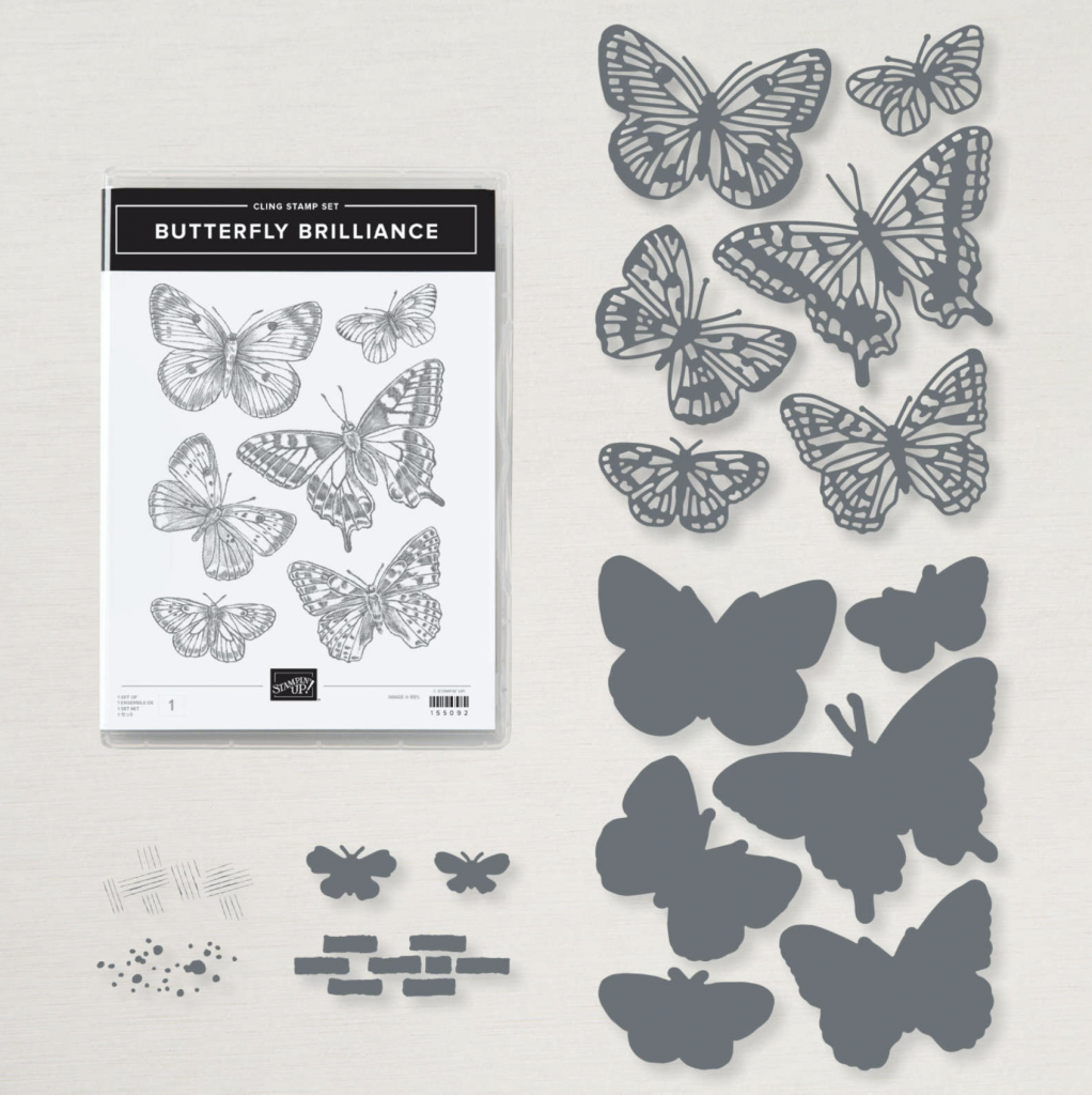 Butterfly Brilliance Bundle from Stampin' Up! - Shop online with Emma Goddard