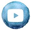 Youtube icon follow Emma Goddard Coastal Crafter