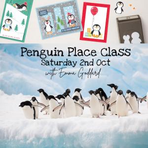 Penguin Place Class